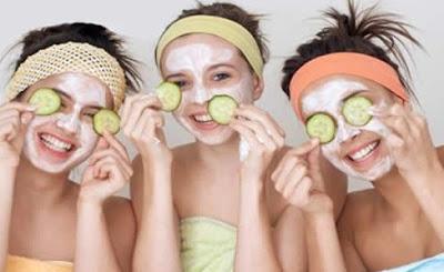 12 Masker Alami Untuk Atasi Kulit Wajah Kering Dan Kusam