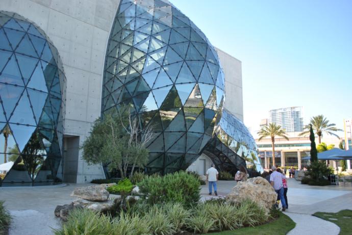 The Salvador Dali Museum, Dali, Salvador Dali, St.Petersburg, Florida