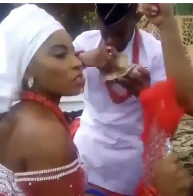 Photos from Liz Benson's daughter's traditional Marriage in Akwa Ibom state
