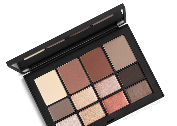 Nars Skin Deep Eye Palette Eyeshadow Review Photos Swatches Spring 2019