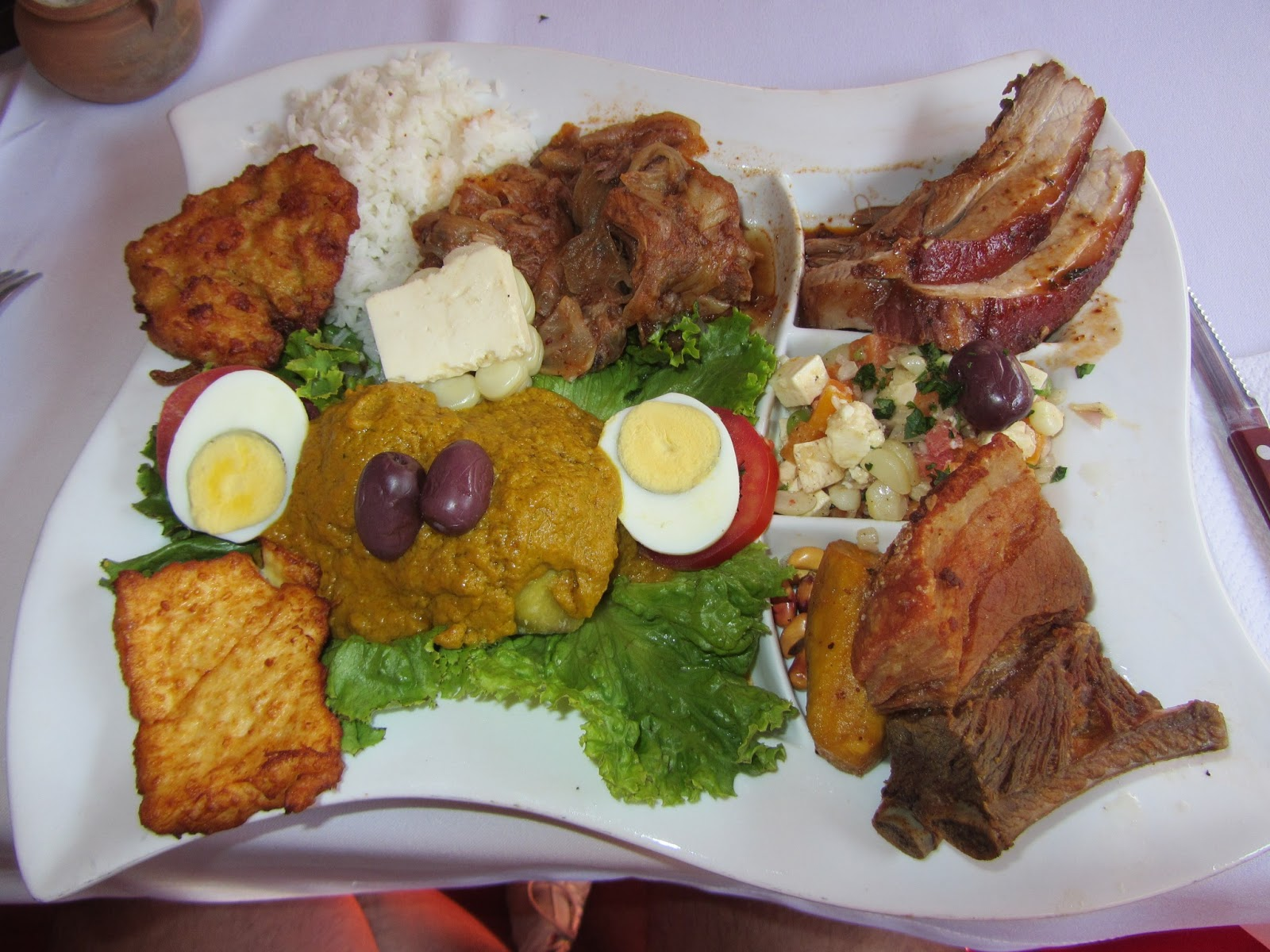 The gallery for --> Arroz Blanco Mexicano