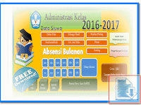 Aplikasi Absensi Siswa Otomatis untuk SD,SMP dan SMA