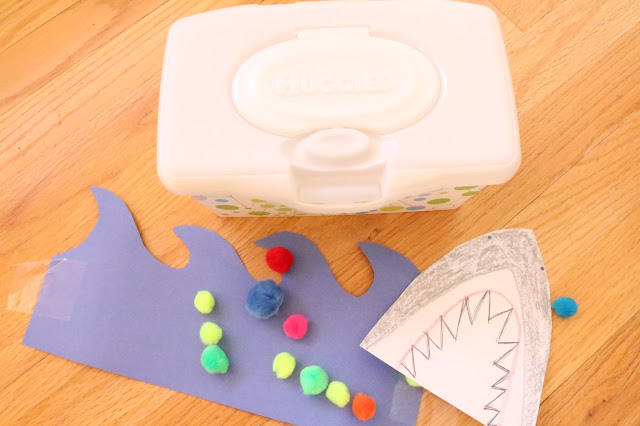 fine motor game for toddlers