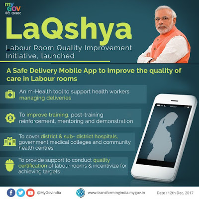 LaQshya Program Launched to Improve Quality of Maternity Care