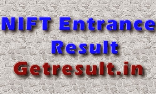 NIFT Result 2015
