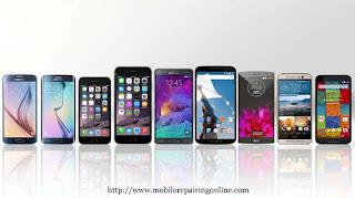 The latest smartphones 2020