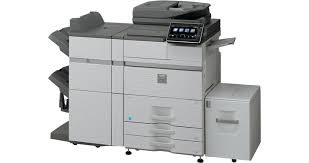 N PCL PS PPD amongst Booklet Maker Driver for windows  Sharp MX-M754N Driver Downloads