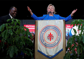 , Hillary Clinton has gone spiritual ahead of U.S Presidential election, Latest Nigeria News, Daily Devotionals & Celebrity Gossips - Chidispalace
