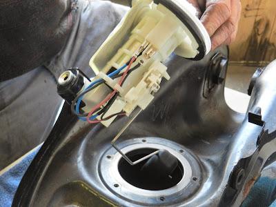 yamaha ybr 125 fuel pump