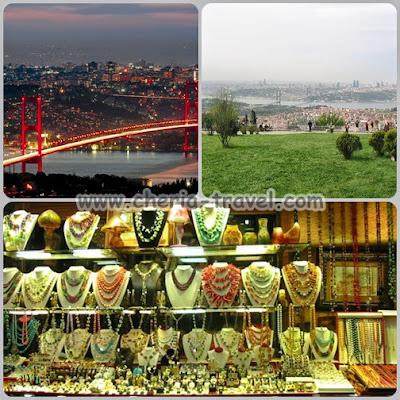 Selamat menikmati hari terakhir di Turki