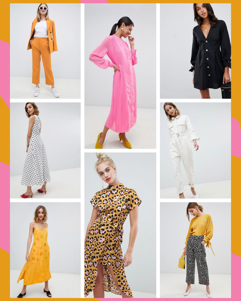 asos, summer edit, transitional clothing, autumn outfits, ss18, aw18, discount code, asos sale
