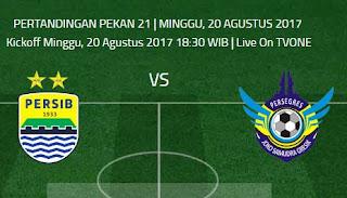 Prediksi Persib Bandung vs Persegres Gresik United Minggu 20 Agustus 2017