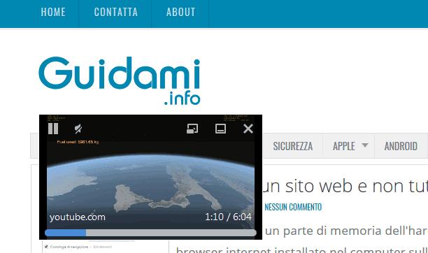 Firefox Test Pilot funzione sperimentale Min Vid
