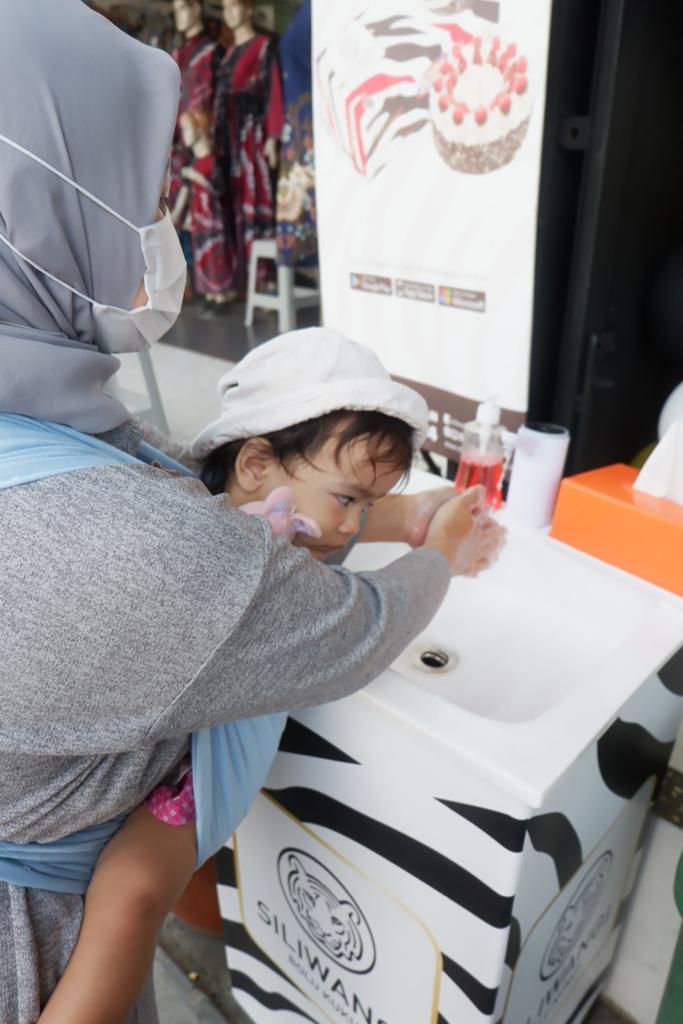 Pembukaan Store Siliwangi Bolu Kukus di Sukabumi