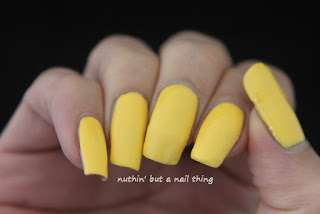 Seventeen Gel Colour - Lemon Drop
