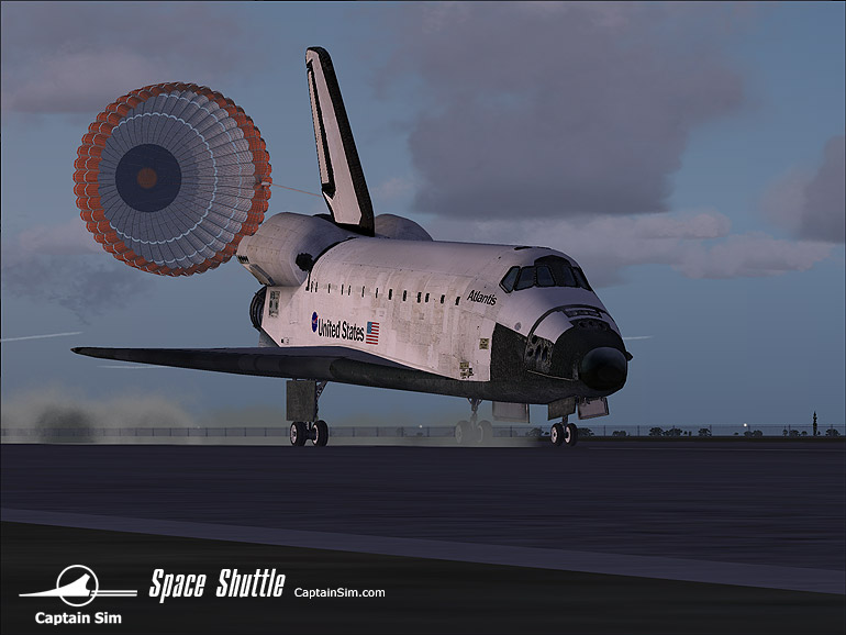 captain sim space shuttle - photo #7