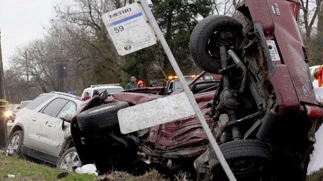 14χρονος στις ΗΠΑ πετούσε αυγά σε οχήματα - Σκότωσε μητέρα δύο παιδιών(βίντεο)
