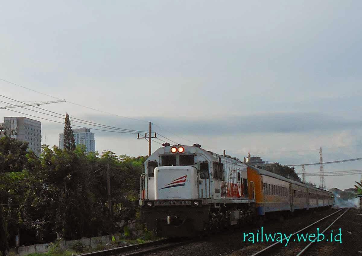 Jadwal Kereta Api Progo
