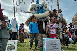 Desa Wisata Banjarejo : Kumpulkan Donasi Korban Tsunami Banten dan Lampung di Acara Semarak Tahun Baru