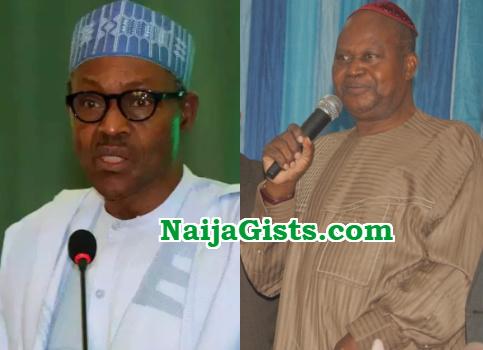 president buhari will not return to aso rock