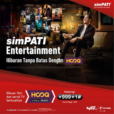 Apa itu  Kuota Entertainment Telkomsel