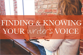 FINDING & KNOWING YOUR WRITER'S VOICE