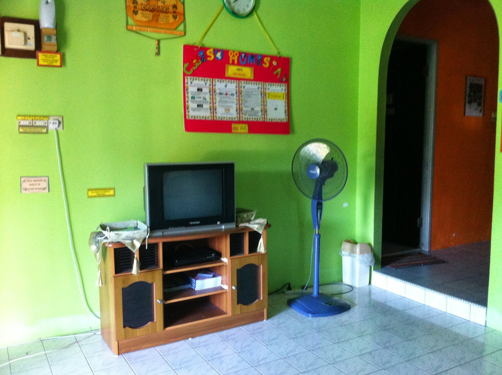 Ruang Dapur Kitchen Cabinet Gas Dan Alatan Memasak