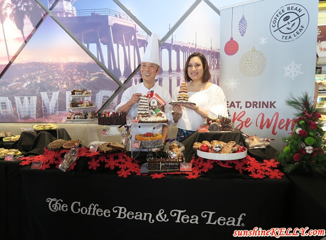 The Coffee Bean & Tea Leaf® Sparkling Christmas Menu