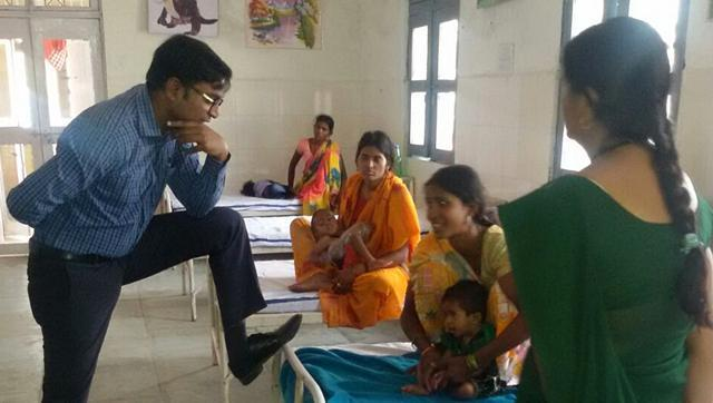 Chattisgarh IAS officer Jagdish Sonkar, who went viral recently for keeping his leg on the cot, as he spoke to a patient at a hospital has apologised.   The young IAS officer was slammed for what was widely seen as arrogant behaviour.   And here could be a case of an apology slightly complicating the controversy further.