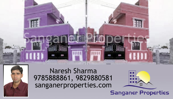 Residential House For Sale in Malpura Gate, Sanganer