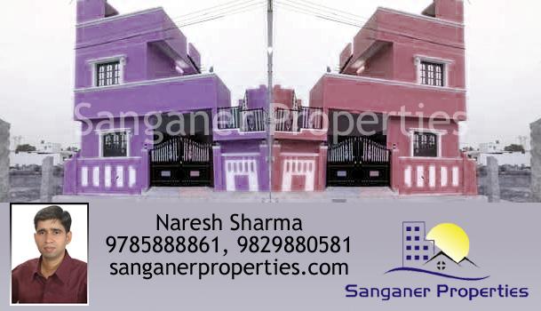 Residential House For Sale in Malpura Gate, Sanganer