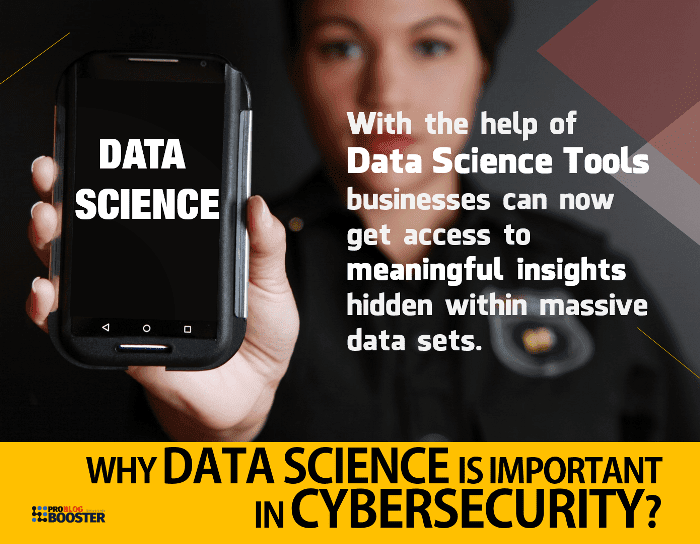 Data Science and Its Rising Importance In Cybersecurity | Big Data Analytics