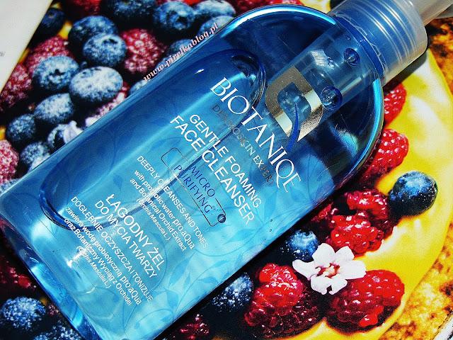 Biotaniqe, Micro Purifying - łagodny żel do mycia twarzy