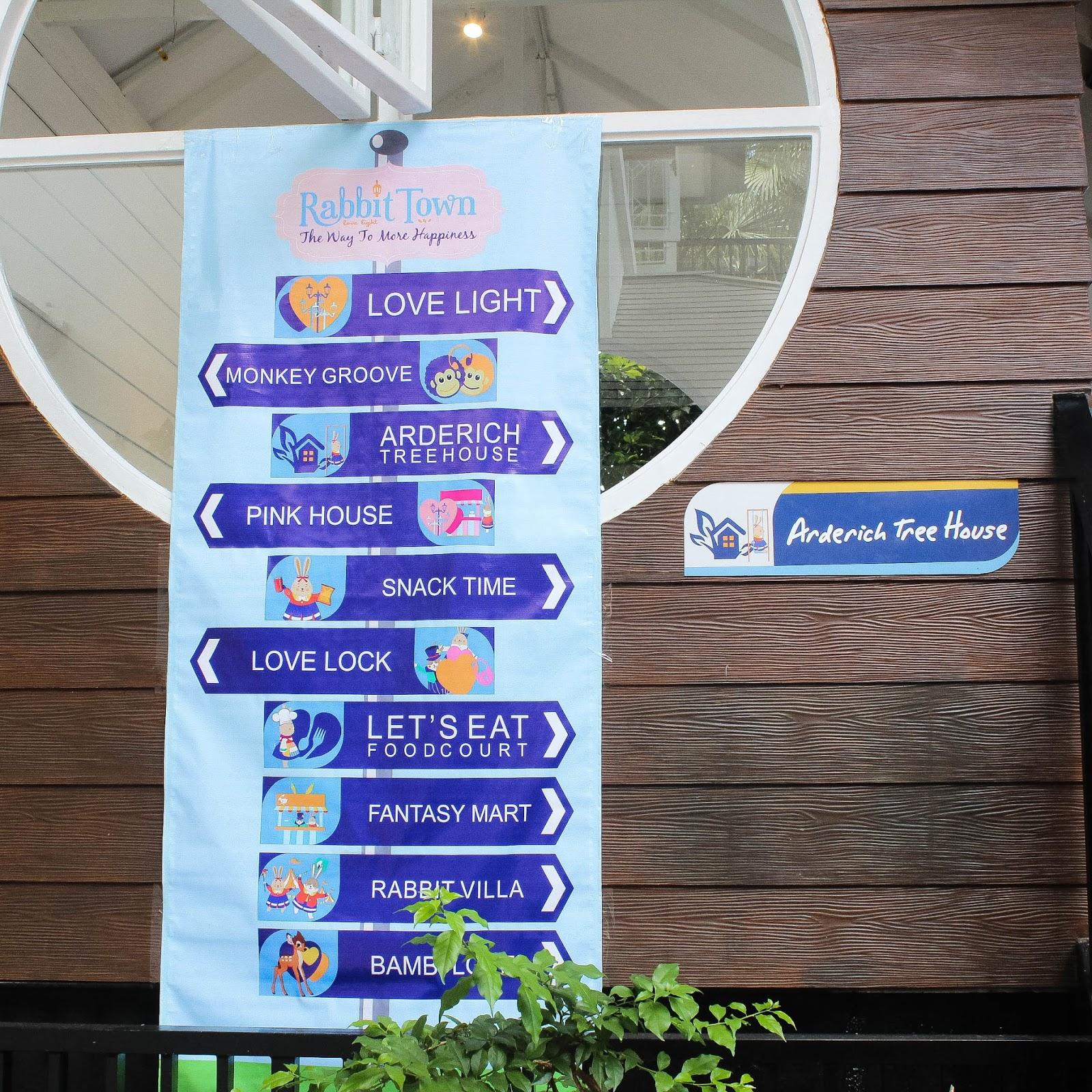 Rabbit Town Bandung Kids Holiday Spots Liburan Anak Informasi