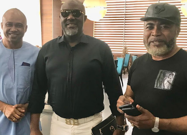 dino melaye erection