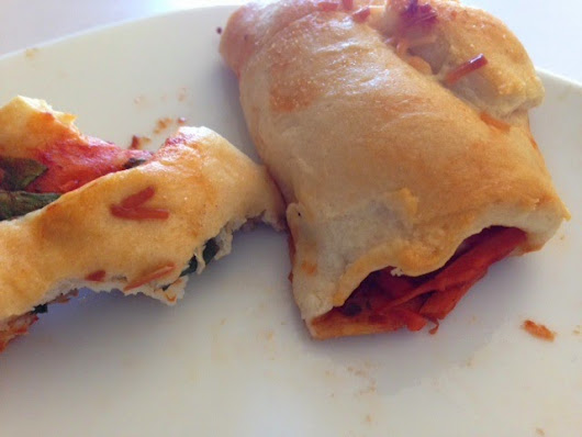 Veggie-Packed Pizza Rolls