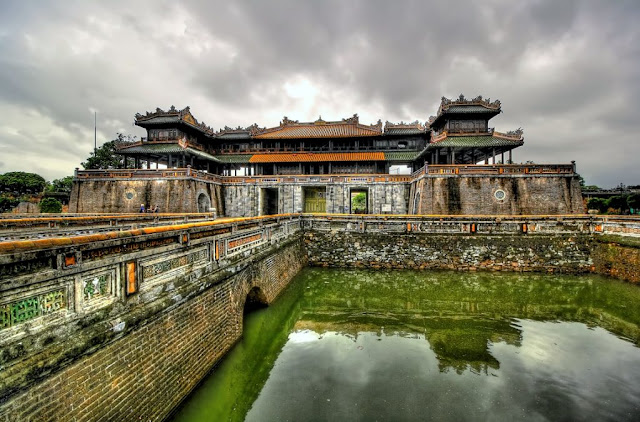 Hue Pusat Pemerintahan Kerajaan Terakhir di Vietnam