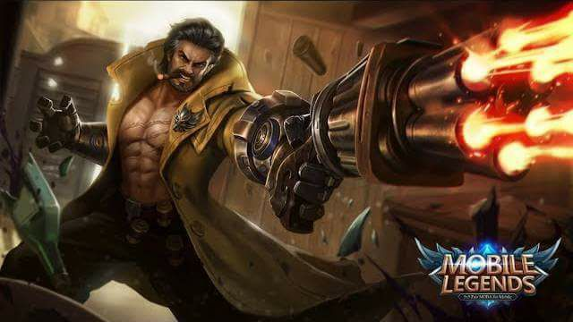 Alucard Child Of The Fall Wallpaper Roger Skills And Gameplay In Mobile Legends Mobile