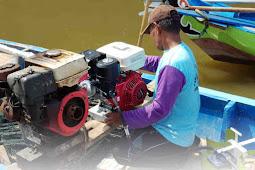 Nelayan Semarang Hemat Biaya Melaut akibat 556 Paket Konkit LPG