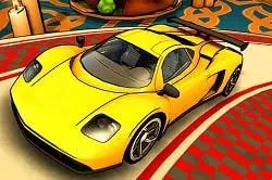 Oyuncak Araba Yarışı - Toy Car Racing
