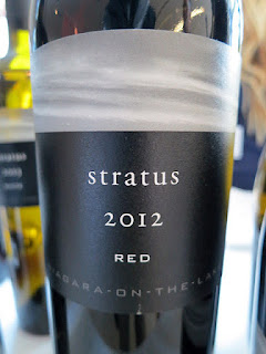 Stratus Red 2012 - VQA Niagara-on-the-Lake, Niagara Peninsula, Ontario, Canada (92 pts)