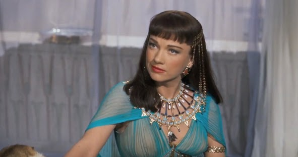 Encore's World of Film & TV: She's a Woman; on Anne Baxter ...