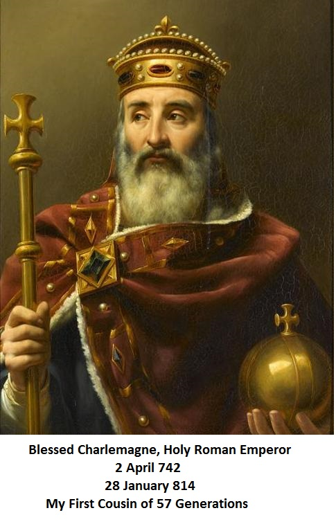 Blessed Charlemagne
