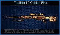 `Tactilite T2 Golden Fire