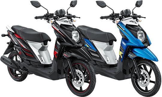 Harga Yamaha X Ride Terbaru