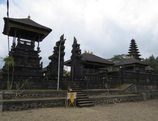 Pura Pengubengan Besakih Karangasem Bali, Pengubengan Temple Besakih