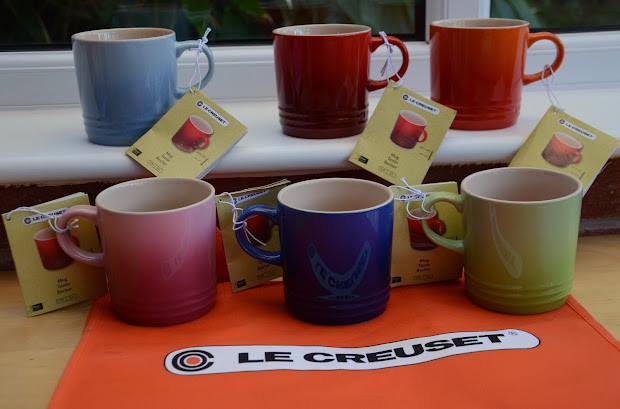 Kitch '' Chic Le Creuset Mugs X 6
