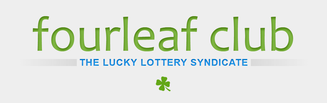 join a lucky lottery syndicate playing euromillions from national lottery - fourleaf club