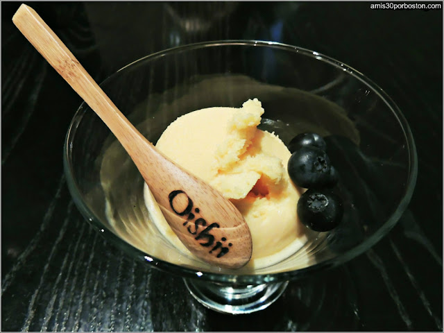 Dine Out Boston Marzo 2017 Oishii: Helado