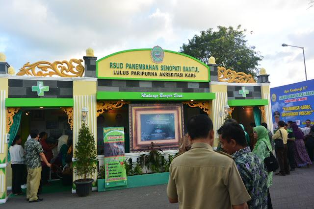 RSUD Panembahan Senopati Bantul Expo
